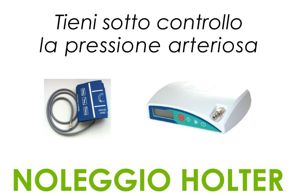 Holter Pressorio e ECG