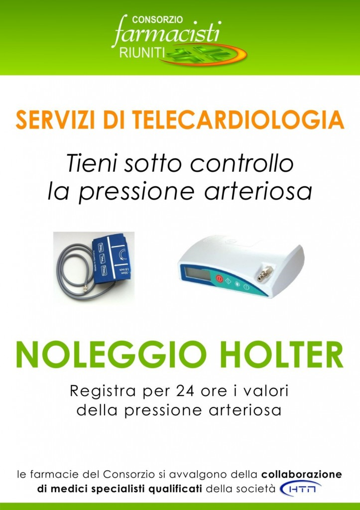 HOLTER Servizi telecardiologia