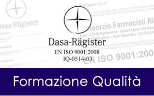 Formazione Certificazione Qualità
