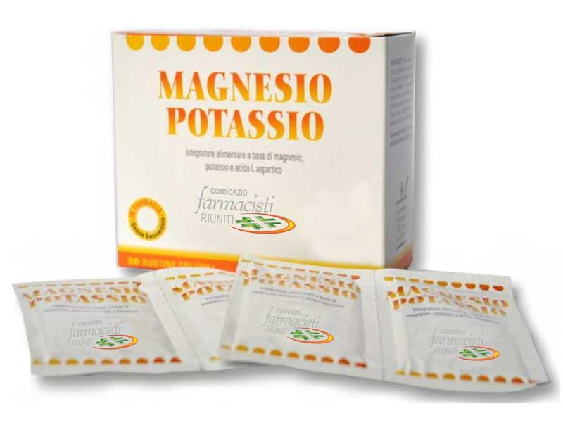 magnesio-potassio