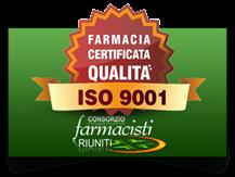 Certificazione ISO 9001 alle farmacie consorziate