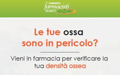 Corso Screening Densitometria Ossea